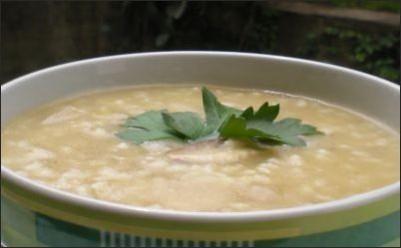 pirinc-corbasi