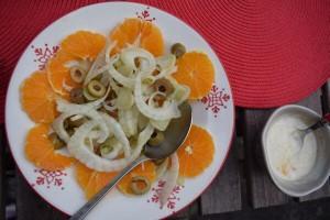 Rezeneli Salata
