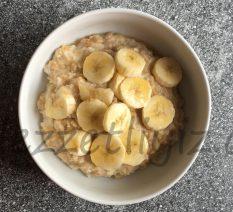 Yulaf Lapası (Porridge)